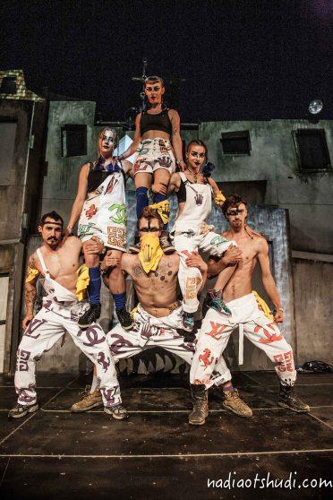 9.Circo Inferno 'Jester troupe'